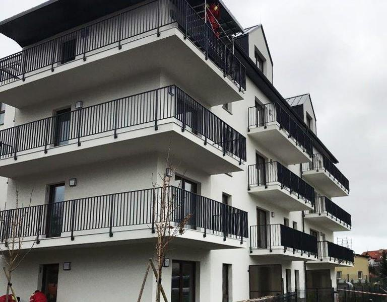 lipowa 50 widok na balkony