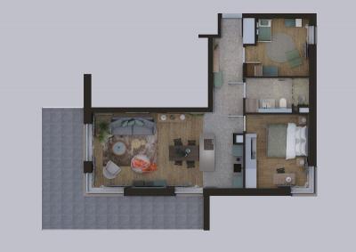 Nocznickiego 4 mieszkanie